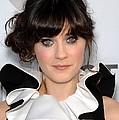 Zooey Deschanel At Arrivals For Our by Everett