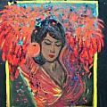 Carmen Faya-Gomila - Artist