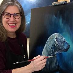 Christine Montague - Artist