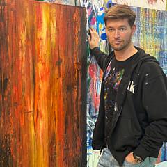Derek Kaplan - Artist