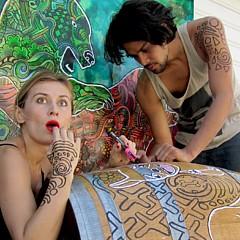 Hector and Agata ART