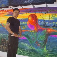 Heru Muhawa - Artist