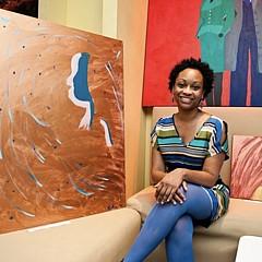 Kafia Haile - Artist