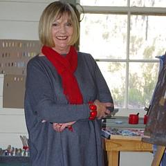 Lynda Robinson - Artist