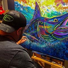 Mark Ray - Artist
