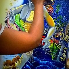 Rhonda Falls - Artist