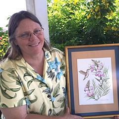 Sue Bonnar - Artist