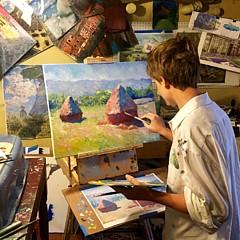 William Green - Artist