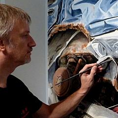 Chris Klein - Artist