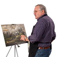 Ken Wood - Artist