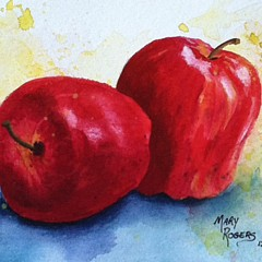 Mary Rogers - Artist