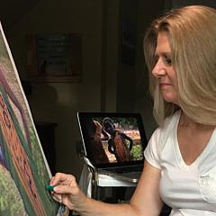 Susan Brooks - Artist