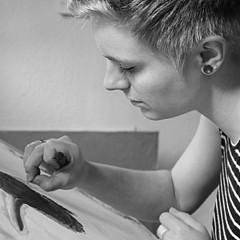 V Leigh Carr - Artist