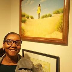Wanda White - Artist