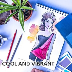 Cool And Vibrant - Artist