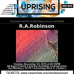 Rebecca Anne Robinson - Artist