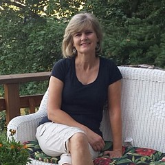 Pam Brown - Artist