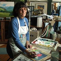 Kathy Hill - Artist