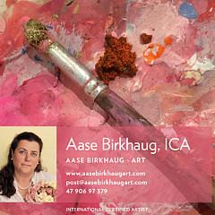 Aase Birkhaug ICA - Artist