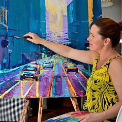 Adriana Dziuba - Artist