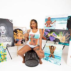Aja Allen - Artist