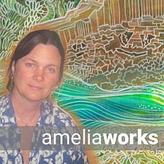 Amelia at Ameliaworks - Artist