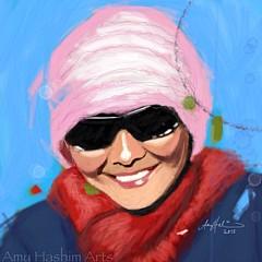 Amy Hashim - Artist