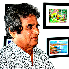 Anand Swaroop Manchiraju - Artist
