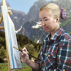 Anastasia Korikova - Artist