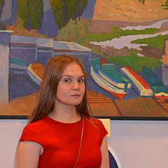 Anastasia Nesterova - Artist