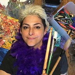 Angie Durbin - Artist