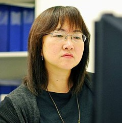 Anita Lau - Artist