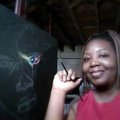 Anitra Frazier - Artist