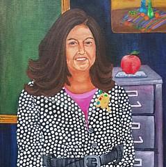 Anna Marie Sanchez Varela - Artist