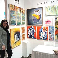 Annette Back - Artist