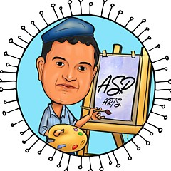 Asp Arts - Artist