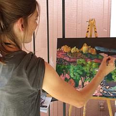 Beth Lighthouse - Artist