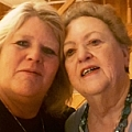 Betty and Kathy Engdorf and Bosarge