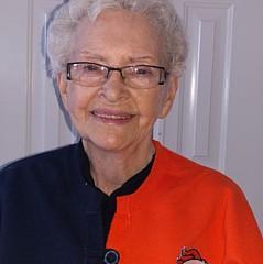 Betty McGregor