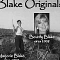 Blake Originals - Marjorie and Beverly