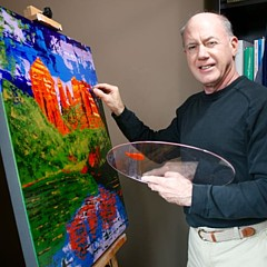 Bob Coyle - Artist