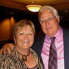 Bob and Carol Garrison