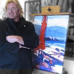 Brad Burns - Artist