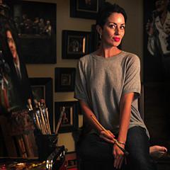 Carole Foret - Artist