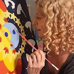 Caroline Sainis - Artist
