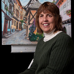 Charlotte Blanchard - Artist