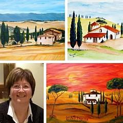 Christine Huwer - Artist