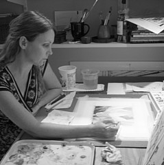 Christine Landis - Artist