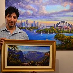 Christopher Vidal - Artist
