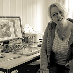 Cindy Grundsten - Artist